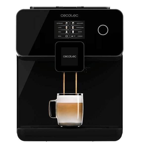 Cafetera Power Matic-CCINO 8000 Touch serie Nera