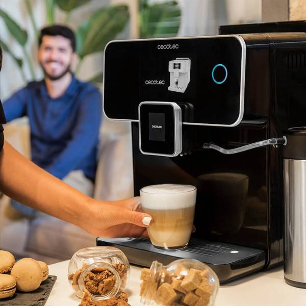 POWER MATIC-CCINO 8000 TOUCH SERIE NERA