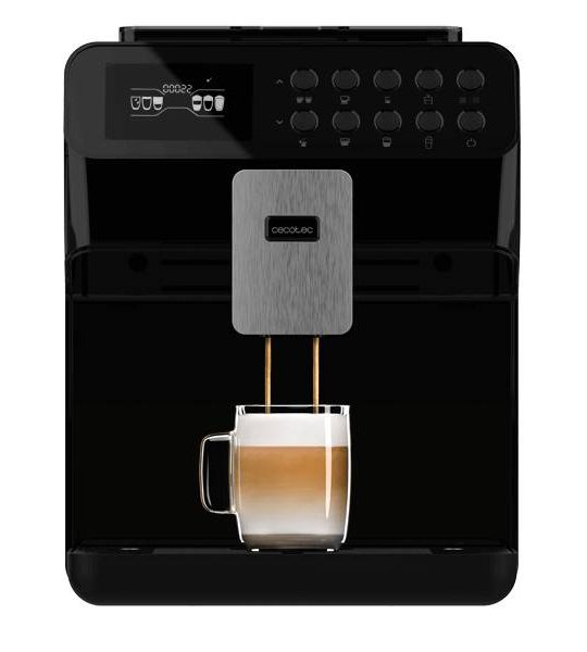 Cafetera Power Matic-CCNO 700 serie Nera