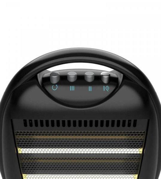 RADIADOR READY WARM 7100 QUARTZ ROTATE
