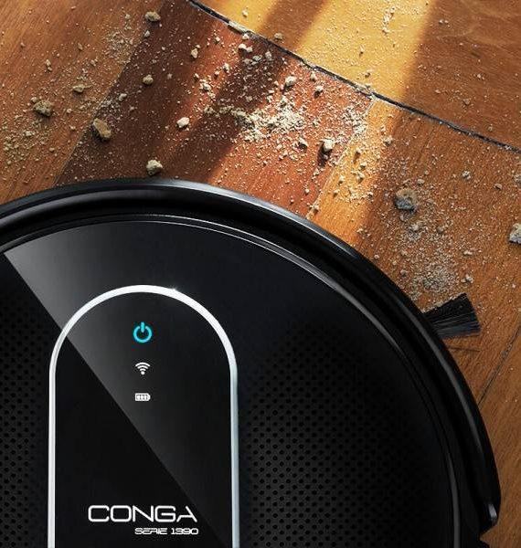 ROBOT CONGA SERIE 1390