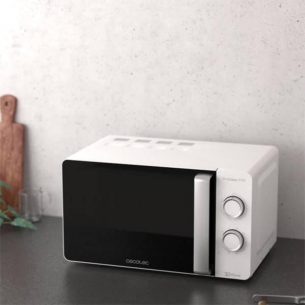 Microondas con grill ProClean 3110
