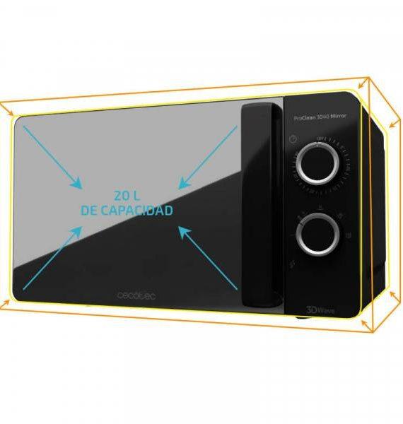 Microondas ProClean 3040 Mirror