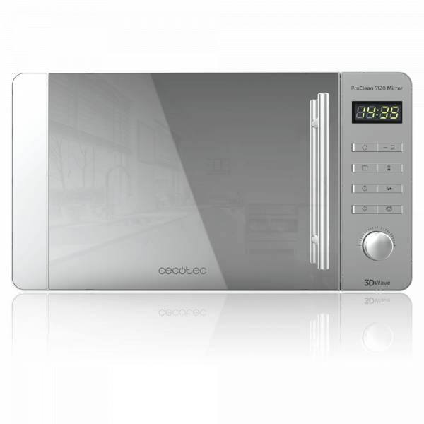 Microondas con grill ProClean 5120 Mirror