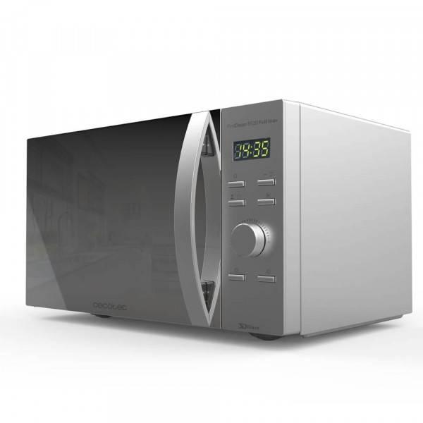 Microondas con grill ProClean 6120 Full Inox