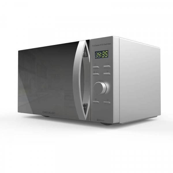 Microondas con grill ProClean 8110 Full Inox