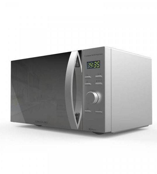 Microondas con grill ProClean 8210 Full Inox