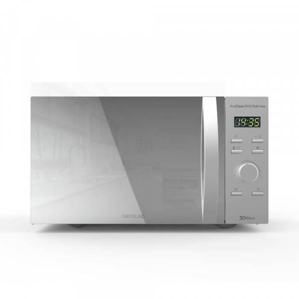Microondas con grill ProClean 9110 Full Inox