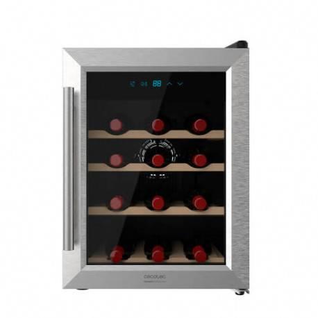 Vinoteca Cava vinos Grand Sommelier 1200 CoolWood