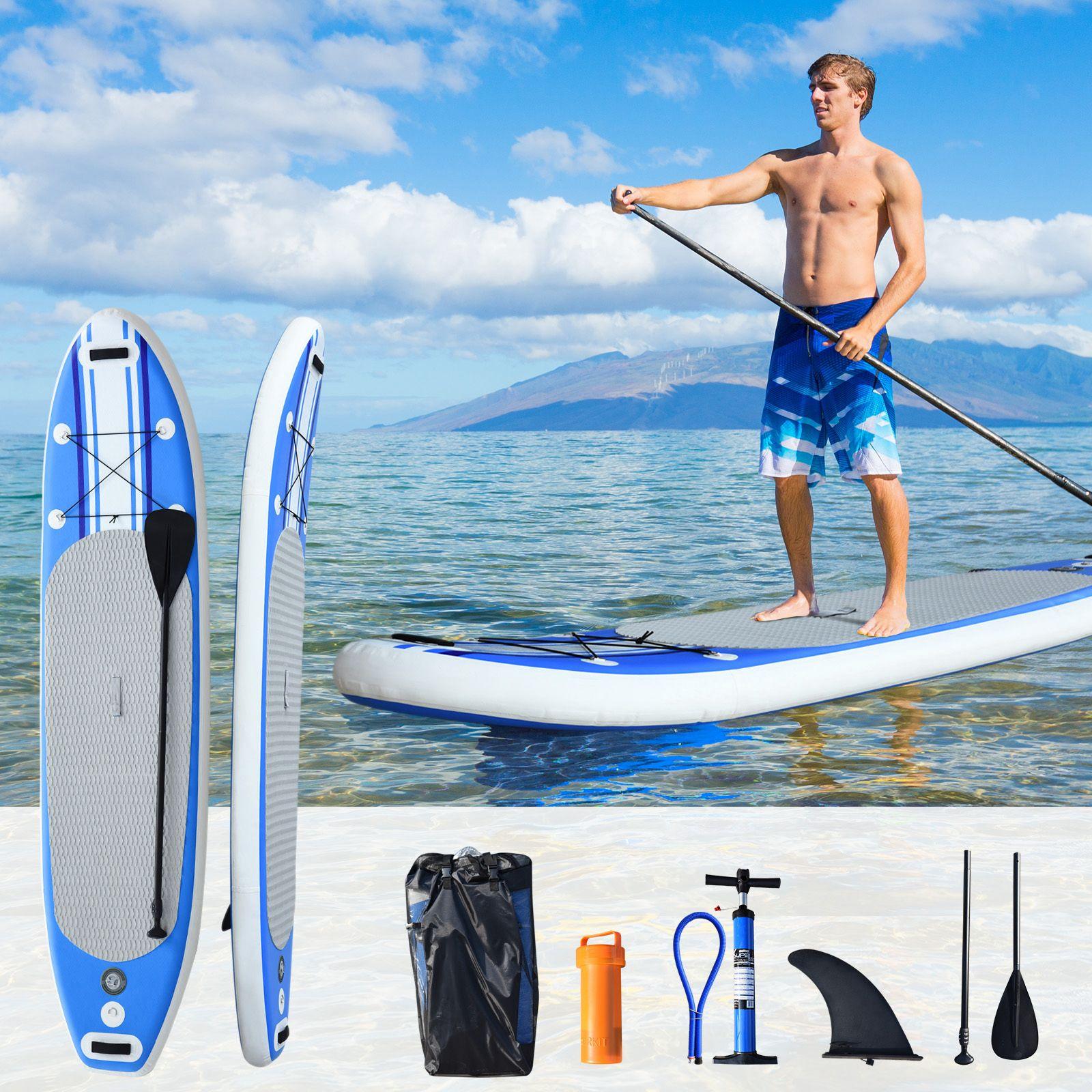 Jolitec® Tabla de Paddle Surf  con Remo Ajustable y Bomba