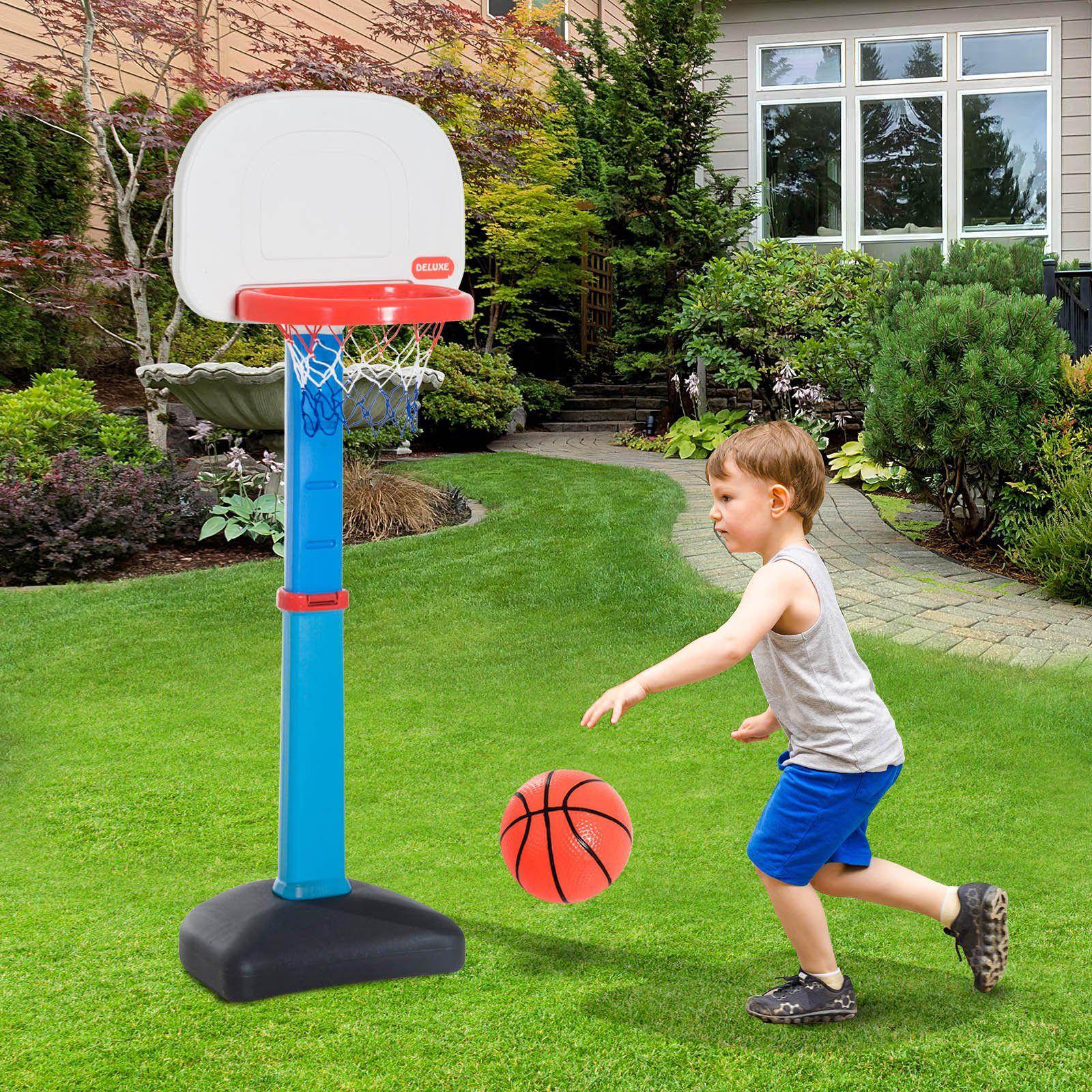 jolitec® Canasta de Basket Ajustable Portátil