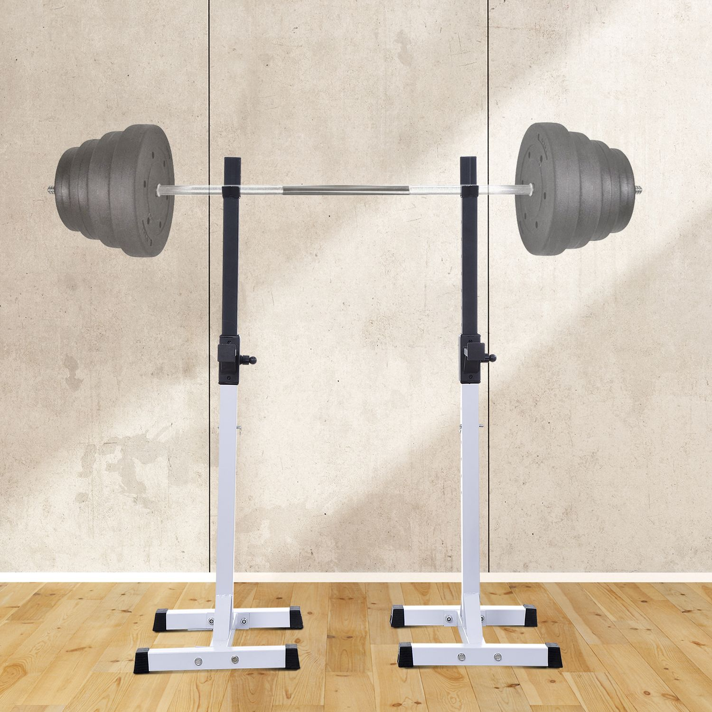Jolitec® Banco de Pesas Soporte Carga Max 150 kg