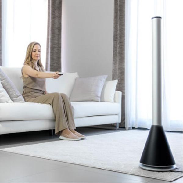 ENERGYSILENCE 9900 SKYLINE BLADELESS ventilador de torre con mando a distancia