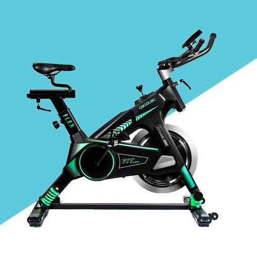 Bicicletas Estáticas y Spinning