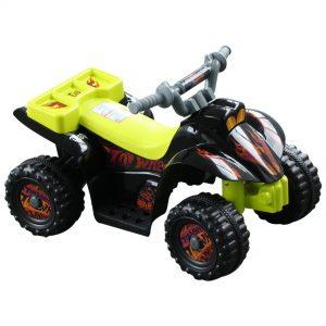 Quad de Batería 6V 2'5 km/h para Niños de 1,5 Años Máx.