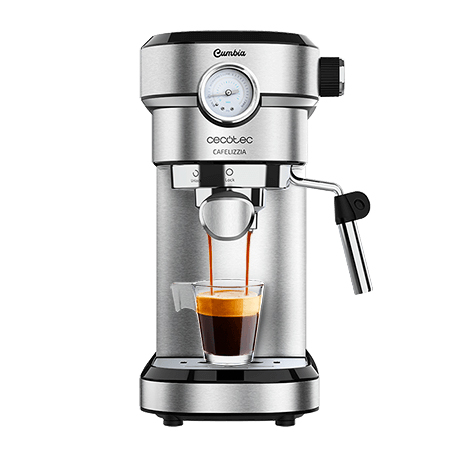 Cafetera express Cafelizzia 790 Steel Pro