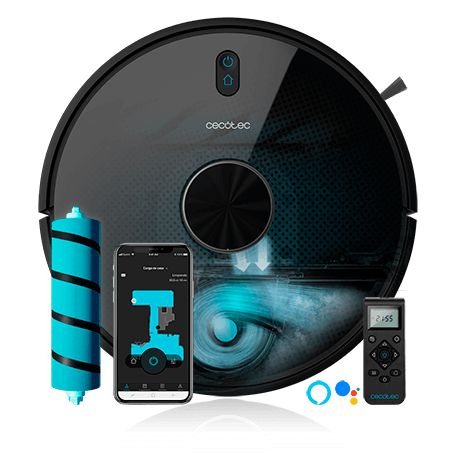 Robot Aspirador Conga 5090