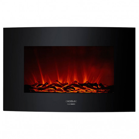Chimenea eléctrica Ready Warm 3500 Curved Flames