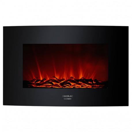 Chimenea eléctrica Ready Warm 3500 Curved Flames