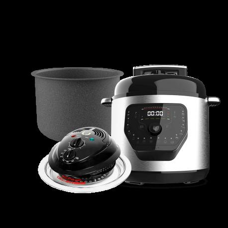 Robot de cocina Olla GM multifunción con accesorios