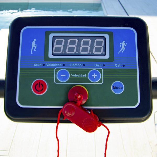 cinta de andar con monitor step pandemic Jolitec