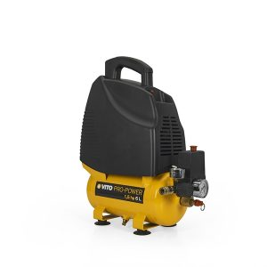 Compresor High Wind 6 Vito Pro-Power sin aceite de 6L