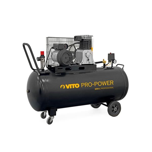 Compresor Speed Max 200 con Correas