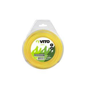 Hilo nylon redondo Strong Vito Agro