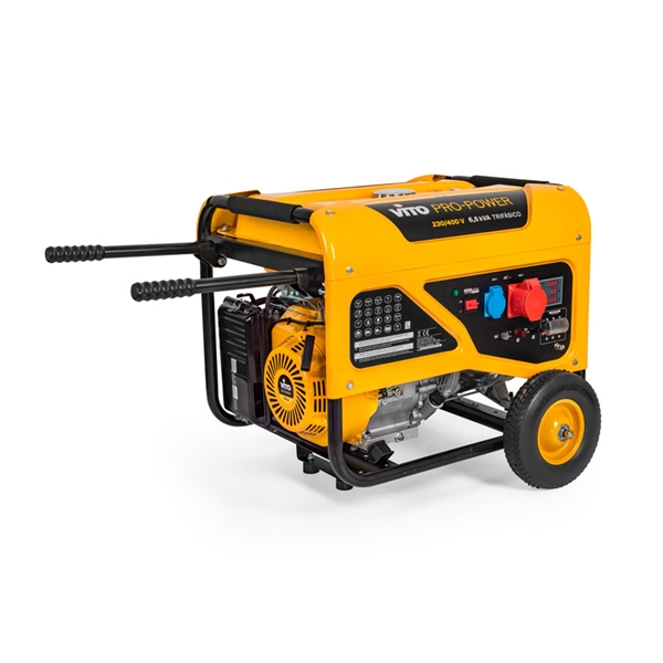 Generador Trifásico Professional 6K Vito Pro-Power