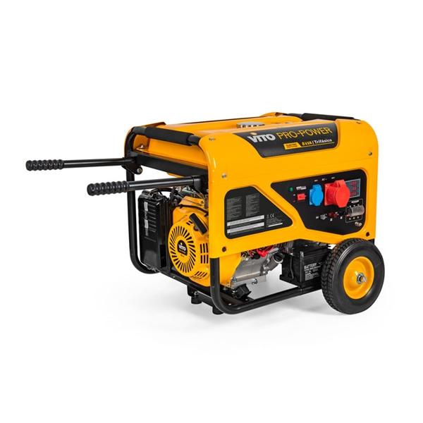 Generador Trifásico Professional 8K Vito Pro-Power