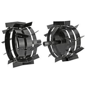 2 Ruedas de Metal Wheels Vito Agro para Motoazadas