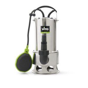 Bomba Sumergible para Aguas Sucias Power Deep 1100 Vito Agro