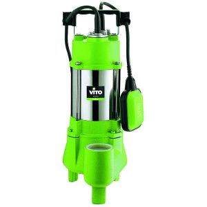 Bomba Sumergible Sumidora Water Pump 1500 Vito Agro