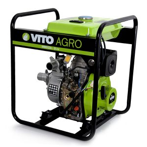 Motobomba Diesel 2'' Water Force Vito Agro