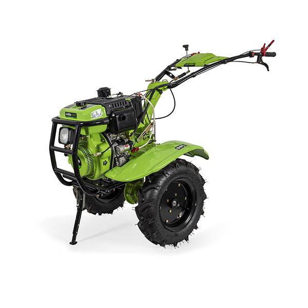 Motoazada Diesel con transmisión directa Strong Machine 12 CV