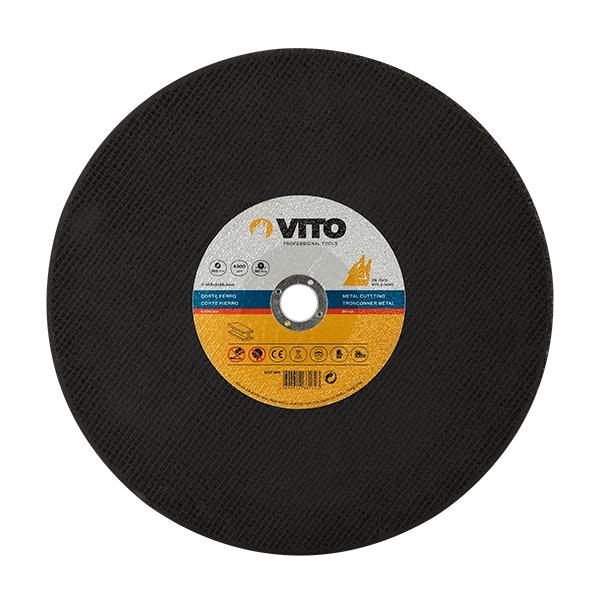 Disco de Corte Hierro Black Vito Pro-Power