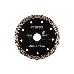 Disco de corte de cerámica ultra fino Vito Pro-Power