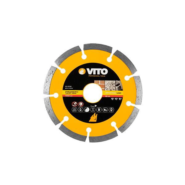 Disco Diamante Láser Vitp Pro-Power