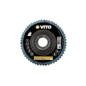 Disco de Desbaste Laminado Flexible Inox Zirconio Vito Pro-Power