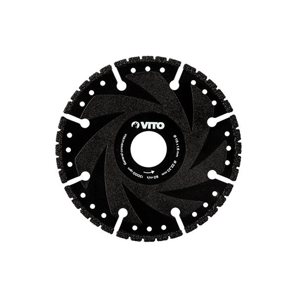 Disco de diamante Láser General de Obra Vito Pro-Power
