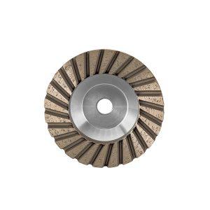 Corona para Pulir Piedras Circle Stone Vito Pro-Power