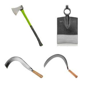 Herramientas de cultivo y jardín