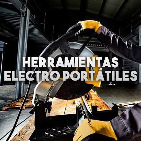 herramientas electro portatiles