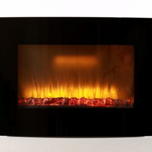 chimenea erika curve flames