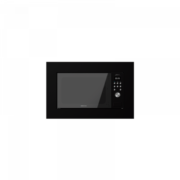 Microondas GrandHeat 2000 Built-in-black encastrable de Cecotec