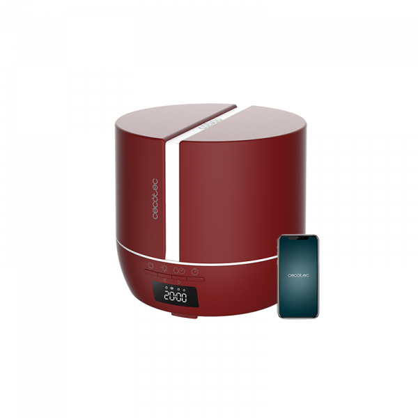 Humidificador PureAroma 550 Connected Garnet