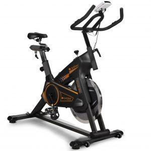 Bicicleta Spinning 20 kg volante de inercia Thunder Bike
