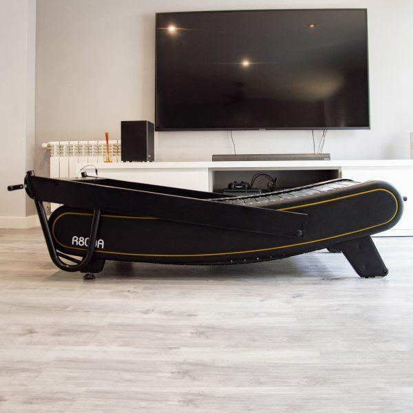 cinta curve treadmill plegable jolitec