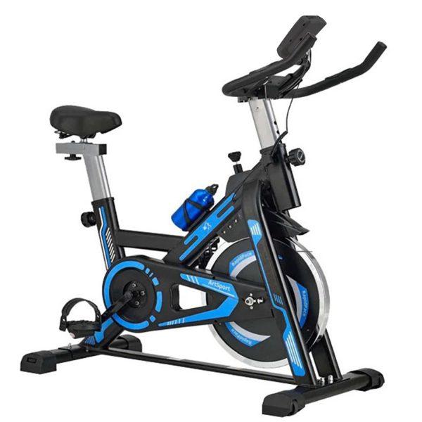 Bicicleta Spinning Jolitec con monitor