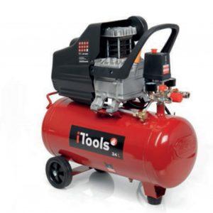 Compresor 24L I-Tools caracteristicas